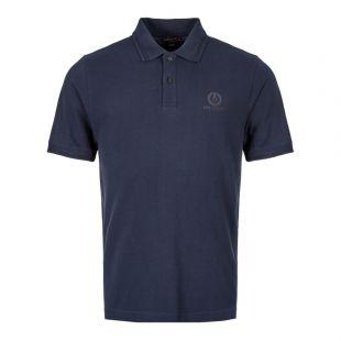 Belstaff Polo Shirt 71140259 J61N0054 80000 Navy