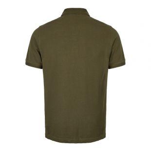 Polo Shirt - Dark Pine / Green