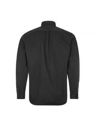 Twill Shirt - Black