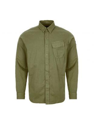 Belstaff Shirt | 71120237 C61A0420 20087 Sage Green