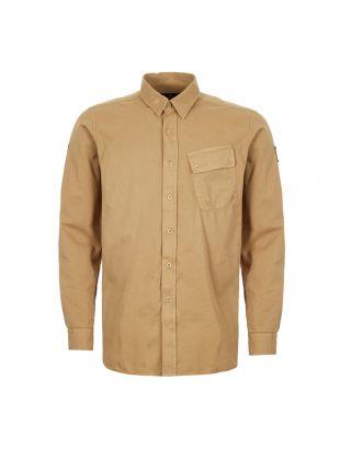 Belstaff Shirt | 71120237 C61A0420 10110 Dark Mustard
