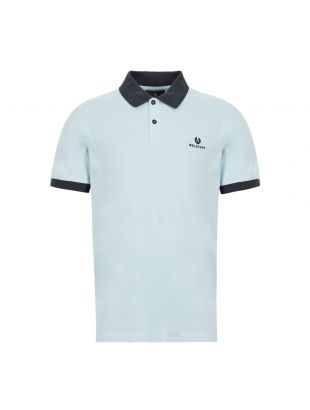 Belstaff Polo Shirt Chichester 2 71140289|J61N0054|08848 In Navy And Blue