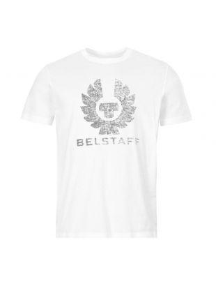 Belstaff T-Shirt Coteland | 71140288 J61N0103 10000 White