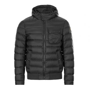 Belstaff Jacket Streamline | 71020771 C50N0366 90000 Black