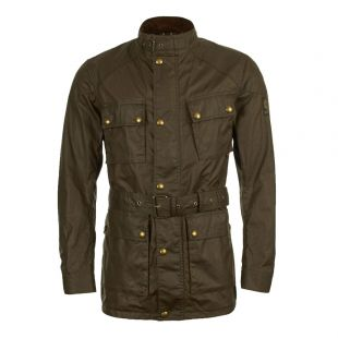 Belstaff Trialmaster Jacket 71050460 C61N0158 20015 Faded Olive
