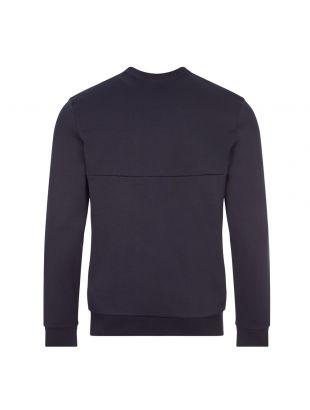 Athleisure Sweatshirt Salbo - Dark Blue