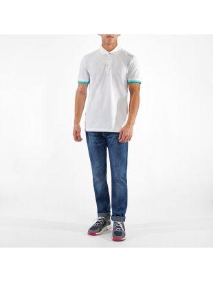Athleisure Polo Shirt Paule 6 - White