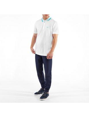 Athleisure Polo Shirt Paddy 1 - White