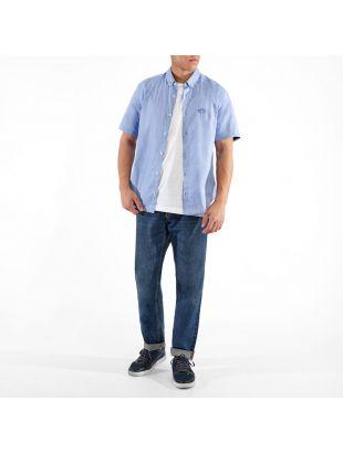 Athleisure Short Sleeve Shirt Biadia R - Blue