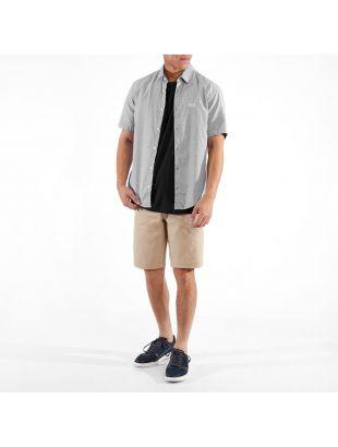 Athleisure Short Sleeve Shirt Brodi S - Navy