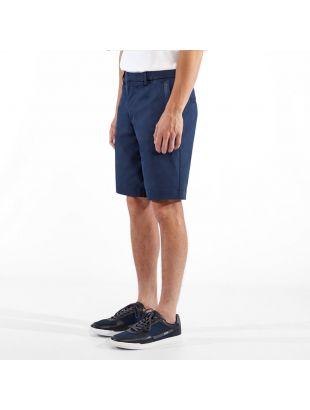 Athleisure Shorts Liem4 10 - Navy