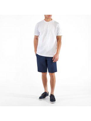Athleisure T-Shirt City - White