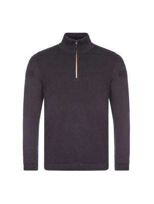 boss athleisure sweatshirt zomin 50433941 402 dark blue