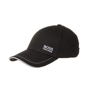BOSS Athleisure Cap 1 50245070 001 Black