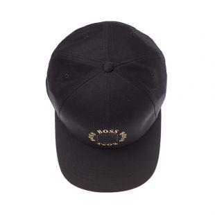 Athleisure Cap - Black / Gold