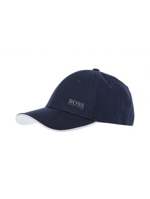 boss athleisure cap x 50430053 410 navy
