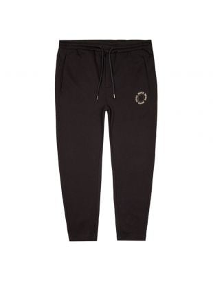 BOSS Athleisure Joggers | 50423599 012 Halboa Black / Gold