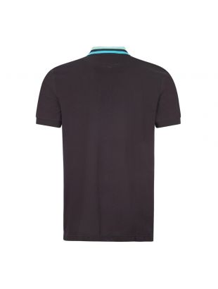 Athleisure Polo Shirt Paddy 1 - Black