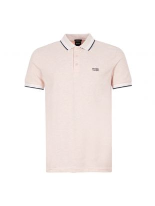 Athleisure Polo Shirt Paddy - Pink