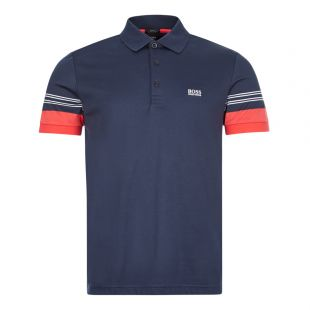 boss athleisure polo shirt paule 1 50424197 410 navy