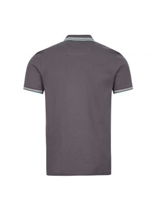 Athleisure Polo Shirt Paul Curved - Grey