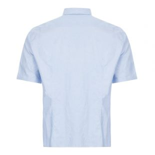 Athleisure Short Sleeve Shirt Bruny R - Blue