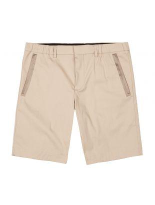 boss athleisure shorts liem4 10 50423114 275 beige