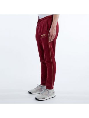 Athleisure Sweatpants Hadiko - Dark Pink