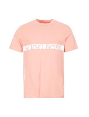 Bodywear T-Shirt RN - Coral