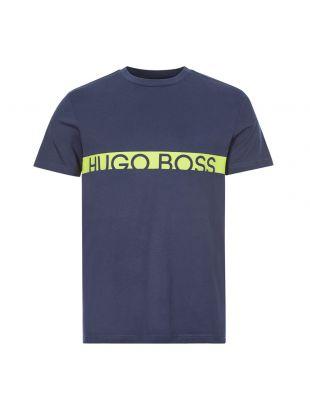 BOSS Bodywear T-Shirt RN | 50407600 415 Navy