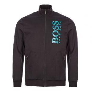 BOSS Bodywear Tracksuit Jacket | 50414671 001 Black
