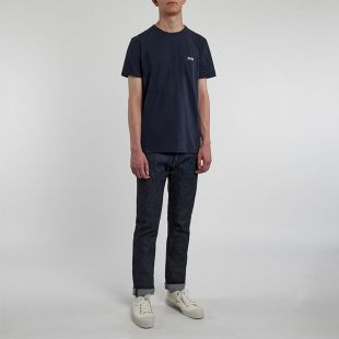 Athleisure T Shirt – Navy