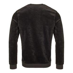 Sweatshirt - Velour Black