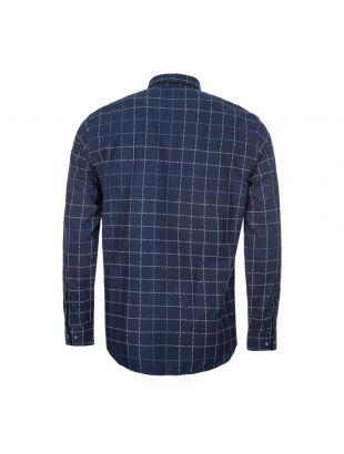 Athleisure Shirt Bertillo S - Open Blue