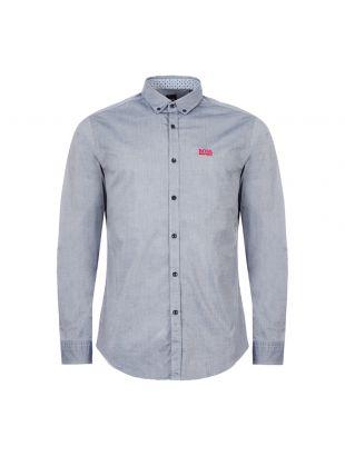 boss athleisure shirt biado r 50420129 480 blue