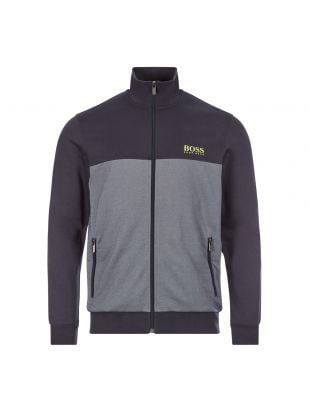 BOSS Bodywear Track Top | 50431087 400 Navy