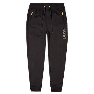 Boss Bodywear Joggers | 50420350|001 Black | Aphrodite Clothing