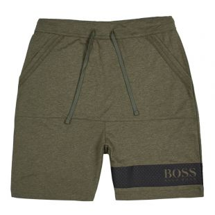 Boss Sweat Shorts 50403454|307 In Green