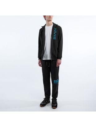 Bodywear Tracksuit Jacket – Black