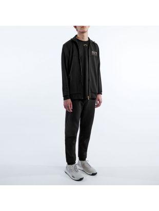 Bodywear Tracksuit Jacket - Black