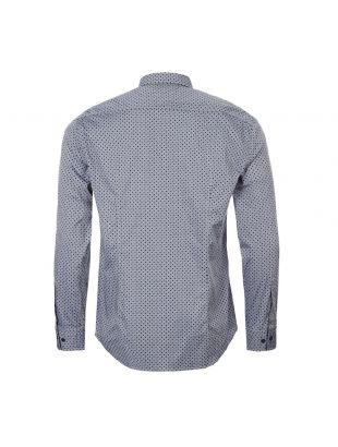 Athleisure Shirt - Open Blue