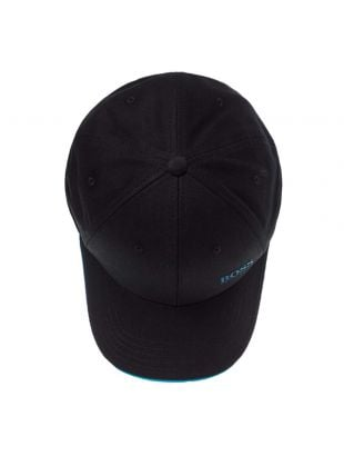 Athleisure Cap - Black