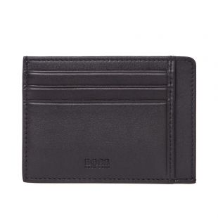 BOSS Card Holder 50413958 001 Black