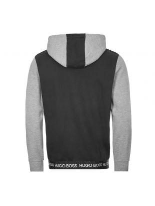 Hoodie Contemp - Grey / Black