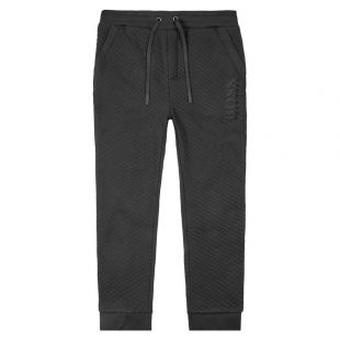 BOSS Sweatpants | 50414988 001 Black Quilted