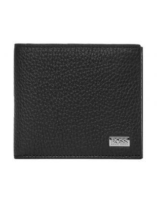 BOSS Wallet Crosstown 8 CC   50441042 001 Black