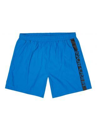 BOSS Bodywear Swim Shorts Dolphin | 50407595 424 Blue