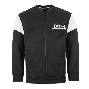 BOSS Bodywear Jacket | 50420372 001 Black