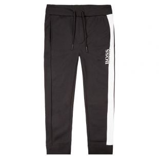 BOSS Bodywear Sweatpants | 50420377 001 Black