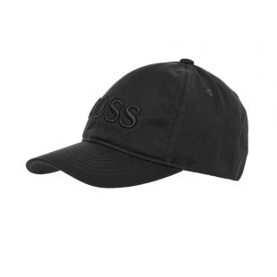 BOSS Athleisure Cap Fero| 50424120 001 Black